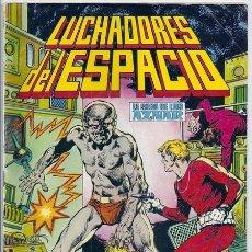 Tebeos: LUCHADORES DEL ESPACIO. LA SAGA DE LOS AZNAR, 9: ¡ATENCIÓN, PLATILLOS VOLANTES! - VALENCIANA, 1978. Lote 235387625