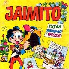 Tebeos: JAIMITO (VALENCIANA) EXTRA NAVIDAD Y REYES. Lote 235470170