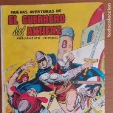 Tebeos: EL GUERRERO DEL ANTIFAZ Nº 109. 3ª ÉPOCA. VALENCIANA 1981.. Lote 235536880