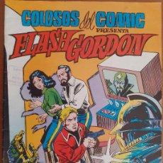Tebeos: COLOSOS DEL COMIC. FLASH GORDON Nº 3. VALENCIANA 1979. BUENO. Lote 235538765