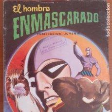 Tebeos: COLOSOS DEL COMIC.EL HOMBRE ENMASCARADO Nº 9. VALENCIANA 1979. BUENO. Lote 235540195