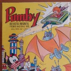 Tebeos: PUMBY Nº 1104. VALENCIANA 1979. BUENO. Lote 235544355