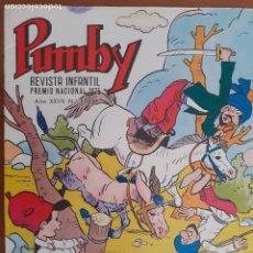 Tebeos: PUMBY Nº 1105. VALENCIANA 1979. BUENO. Lote 235544495