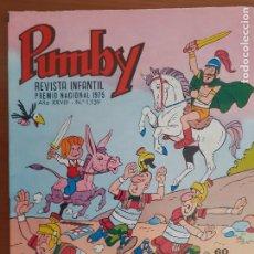 Tebeos: PUMBY Nº 1139. VALENCIANA 1982. BUENO. Lote 235544950