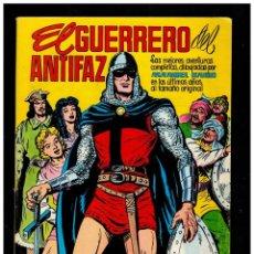 Tebeos: EL GUERRERO DEL ANTIFAZ. LAS MEJORES AVENTURAS COMPLETAS. VALENCIANA.ORIGINAL.MUY BUENO.. Lote 235569545
