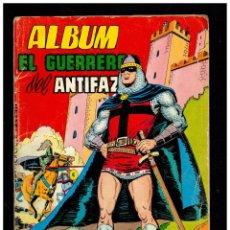 Tebeos: ALBUM EL GUERRERO DEL ANTIFAZ. VALENCIANA.1981.ORIGINAL. Lote 235571335