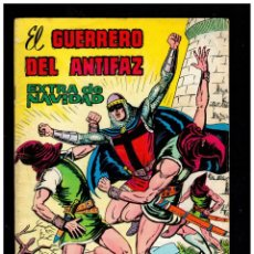 Tebeos: EL GUERRERO DEL ANTIFAZ.EXTRA DE NAVIDAD 1978. VALENCIANA.ORIGINAL. BUENO.. Lote 235571810