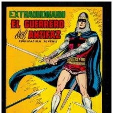Tebeos: EXTRAORDINARIO EL GUERRERO DEL ANTIFAZ 1979. VALENCIANA.ORIGINAL.MUY BUENO.. Lote 235572700