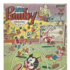 Tebeos: SUPER PUMBY 32, 1967, VALENCIANA, BUEN ESTADO. COLECCIÓN A.T.. Lote 235644705
