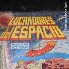 Tebeos: LUCHADORES DEL ESPACIO Nº 5. Lote 235691935