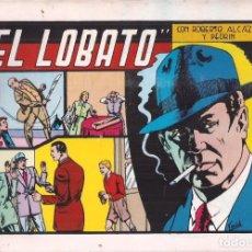 Tebeos: ROBERTO ALCAZAR Y PEDRIN Nº 62: EL LOBATO. AÑO 1982. Lote 235725815