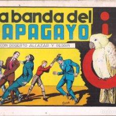 Tebeos: ROBERTO ALCAZAR Y PEDRIN Nº 63: LA BANDA DEL PAPAGAYO. AÑO 1982. Lote 235726020