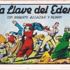 Tebeos: ROBERTO ALCAZAR Y PEDRIN Nº 65: LA LLAVE DEL EDEN. AÑO 1982. Lote 235726605