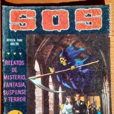 Tebeos: SOS Nº 1. SEGUNDA ÉPOCA. VALENCIANA 1980.. Lote 235897970