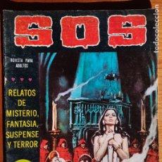 Tebeos: SOS Nº 3. SEGUNDA ÉPOCA. VALENCIANA 1980. BUENO. Lote 235898230