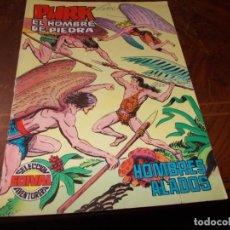 Tebeos: PURK EL HOMBRE DE PIEDRA Nº 99 HOMBRES ALADOS, 10-I-1976, NOMBRE ANTERIOR PROPIETARIO EN PORTADA. Lote 235983800