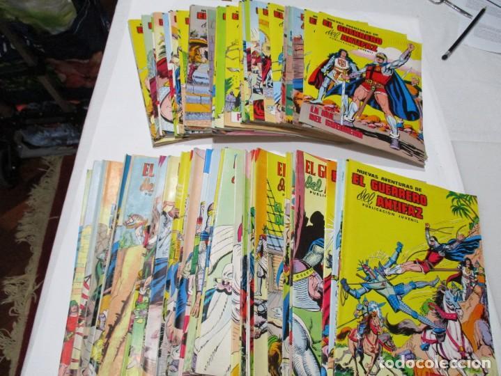 Tebeos: El Guerrero del antifaz Publicación juvenil (117 números) W5187 - Foto 2 - 236130010