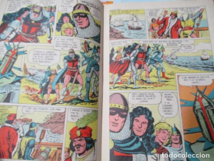 Tebeos: El Guerrero del antifaz Publicación juvenil (117 números) W5187 - Foto 4 - 236130010