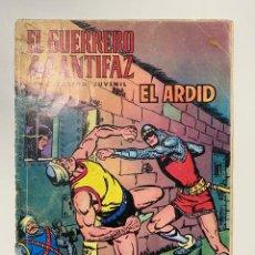 Tebeos: EL GUERRERO DEL ANTIFAZ. Nº 26 - EL ARDID. EDITORA VALENCIANA, 1972.. Lote 236219930