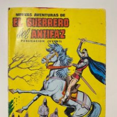 Tebeos: EL GUERRERO DEL ANTIFAZ. Nº 61 - FANTASMAS. EDITORA VALENCIANA, 1980. Lote 236220055