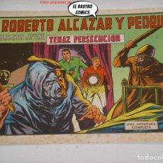 Tebeos: ROBERTO ALCAZAR Y PEDRIN Nº 989, ORIGINAL. Lote 236472450