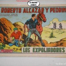 Tebeos: ROBERTO ALCAZAR Y PEDRIN Nº 1002, ORIGINAL. Lote 236472465