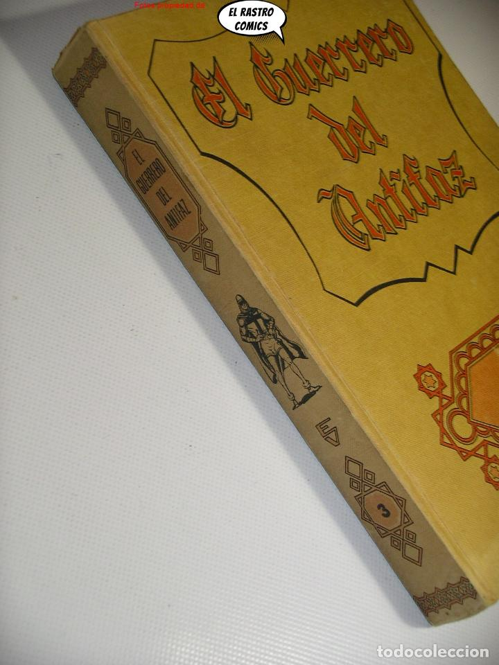 Tebeos: El guerrero del antifaz tomo nº 3, (41 al 60), ed Valenciana 1973, color, lote (A), 16A - Foto 2 - 236472630