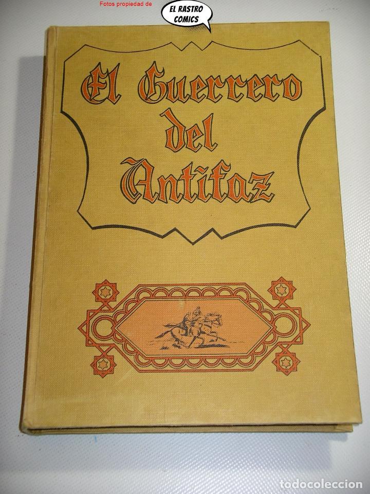 EL GUERRERO DEL ANTIFAZ TOMO Nº 3, (41 AL 60), ED VALENCIANA 1973, COLOR, LOTE (A), 16A (Tebeos y Comics - Valenciana - Guerrero del Antifaz)