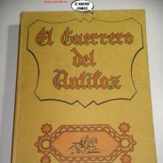 Tebeos: EL GUERRERO DEL ANTIFAZ TOMO Nº 3, (41 AL 60), ED VALENCIANA 1973, COLOR, LOTE. Lote 236472630