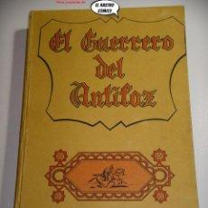 Tebeos: EL GUERRERO DEL ANTIFAZ TOMO Nº 4, (61 AL 80), ED VALENCIANA 1973, COLOR, LOTE. Lote 236472875