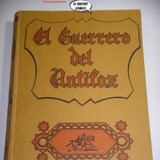 Tebeos: EL GUERRERO DEL ANTIFAZ TOMO Nº 6, (101 AL 120), ED VALENCIANA 1974, COLOR, LOTE. Lote 236473040