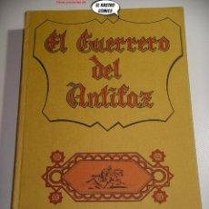 Tebeos: EL GUERRERO DEL ANTIFAZ TOMO Nº 8, (141 AL 160), ED VALENCIANA 1975, COLOR, LOTE. Lote 236473425