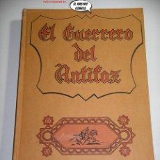 Livros de Banda Desenhada: EL GUERRERO DEL ANTIFAZ TOMO Nº 12, (221 AL 240), ED VALENCIANA 1976, COLOR, LOTE. Lote 236473695