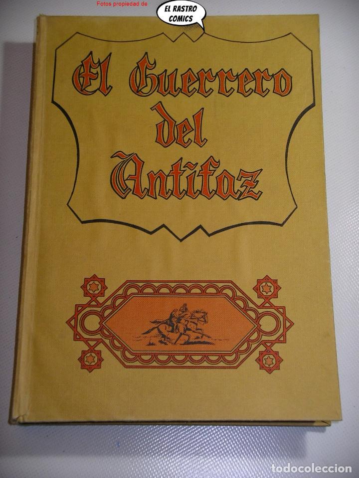 EL GUERRERO DEL ANTIFAZ TOMO Nº 2, (21 AL 40), ED VALENCIANA 1973, COLOR, LOTE, 16A (Tebeos y Comics - Valenciana - Guerrero del Antifaz)