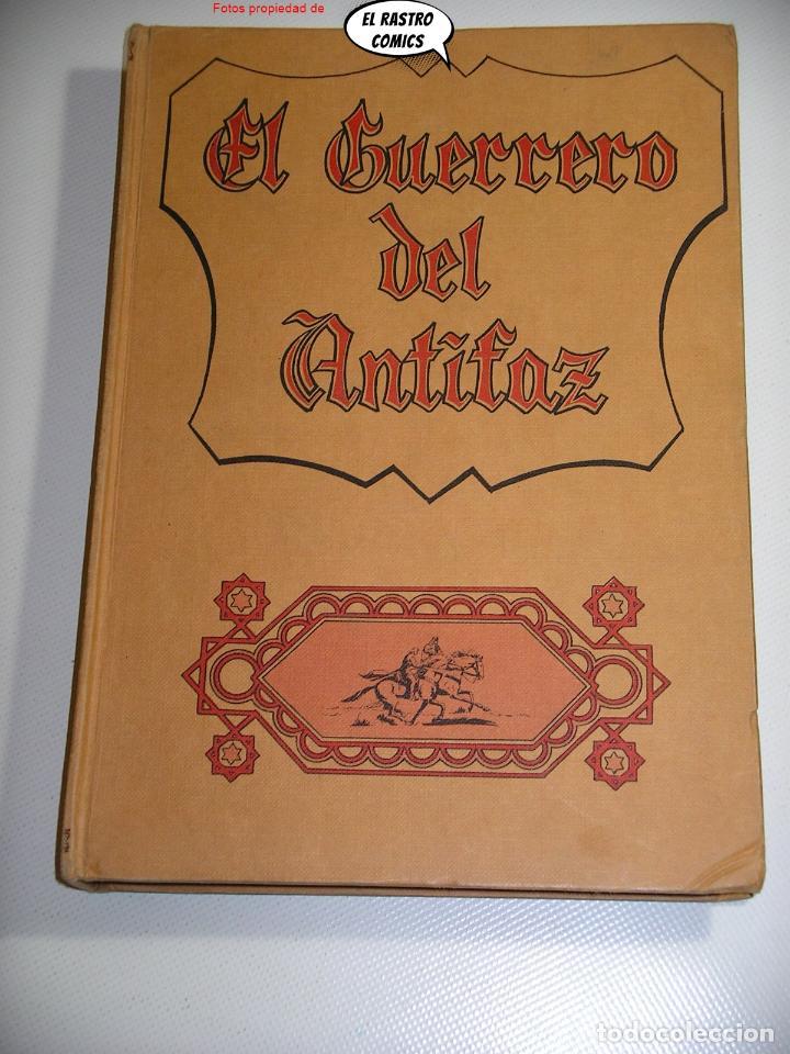 EL GUERRERO DEL ANTIFAZ TOMO Nº 13, (241 AL 260), ED VALENCIANA 1977, COLOR, LOTE, 16A (Tebeos y Comics - Valenciana - Guerrero del Antifaz)