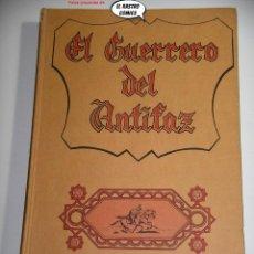 Tebeos: EL GUERRERO DEL ANTIFAZ TOMO Nº 13, (241 AL 260), ED VALENCIANA 1977, COLOR, LOTE. Lote 236474545