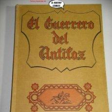 Tebeos: EL GUERRERO DEL ANTIFAZ TOMO Nº 5, (81 AL 100), ED VALENCIANA 1974, COLOR, LOTE. Lote 236475150