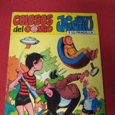 Tebeos: COLOSOS DEL CÓMIC JAIMITO Y SU PANDILLA. Lote 236499025
