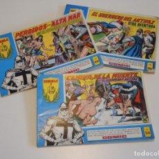 Tebeos: EL GUERRERO DEL ANTIFAZ. 3 COMICS. Lote 236571785
