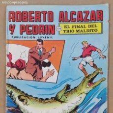 Tebeos: ROBERTO ALCÁZAR Y PEDRÍN - VALENCIANA / NÚMERO 18. Lote 236574125