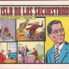 Tebeos: ROBERTO ALCAZAR Y PEDRIN Nº 140: LA ISLA DE LOS SECUESTRADOS. AÑO 1983. Lote 236602150