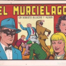 Tebeos: ROBERTO ALCAZAR Y PEDRIN Nº 143: EL MURCIÉLAGO. AÑO 1984. Lote 236602845