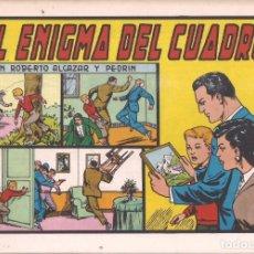 Tebeos: ROBERTO ALCAZAR Y PEDRIN Nº 144: EL ENIGMA DEL CUADRO. AÑO 1984. Lote 236603205