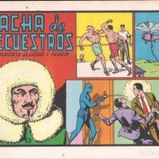 Tebeos: ROBERTO ALCAZAR Y PEDRIN Nº 147: RACHA DE SECUESTROS. AÑO 1984. Lote 236603555