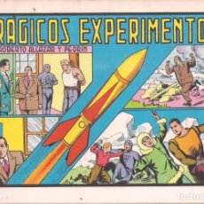 Tebeos: ROBERTO ALCAZAR Y PEDRIN Nº 148: TRÁGICOS EXPERIMENTOS. AÑO 1984. Lote 236603760