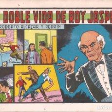 Tebeos: ROBERTO ALCAZAR Y PEDRIN Nº 149: LA DOBLE VIDA DE ROY JASPER. AÑO 1984. Lote 236744015