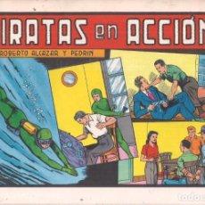 Tebeos: ROBERTO ALCAZAR Y PEDRIN Nº 154: PIRATAS EN ACCIÓN. AÑO 1984. Lote 236744425