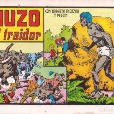 Tebeos: ROBERTO ALCAZAR Y PEDRIN Nº 158: MUZO EL TRAIDOR. AÑO 1984. Lote 236744715