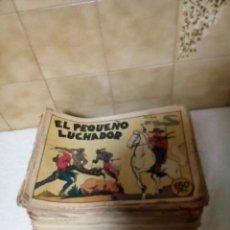 Tebeos: EL PEQUEÑO LUCHADOR. Lote 236787205