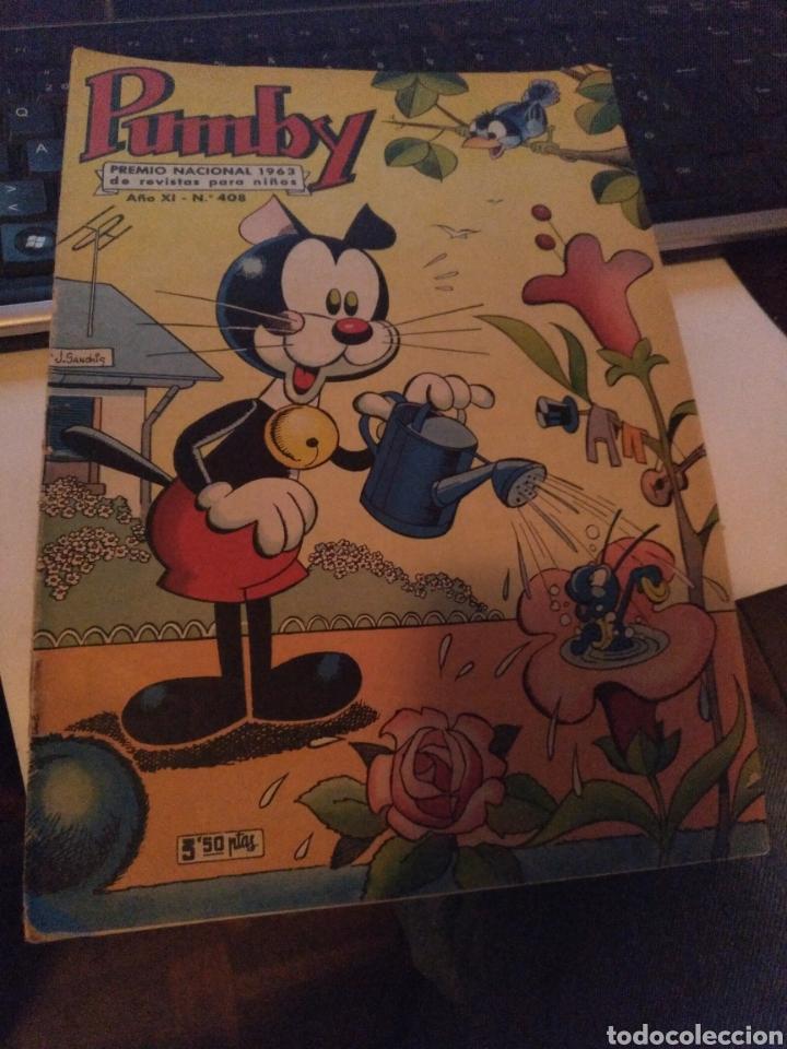 PUMBY 408 (Tebeos y Comics - Valenciana - Pumby)